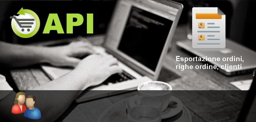 api bindcommerce ordini